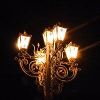 Ночь, улица, фонарь... :: Антон Криухов
