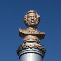 Памятник Пушкину :: Игорь Сикорский