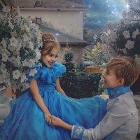 Золушка и принц :: Яна Краснова
