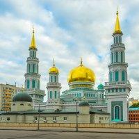 Москва, мечеть :: Игорь Герман