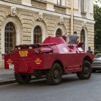 Безопасное такси :: Valeriy Piterskiy