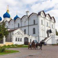 Благовещенский собор казанского кремля :: Олег Манаенков