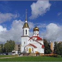 Собор Св. Татьяны. :: Роланд Дубровский