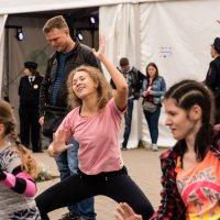 Урок танцев-2 :: Владимир Безбородов