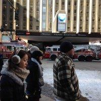А  намв все  равно.......пожар в Нью Йорке :: Виталий  Селиванов