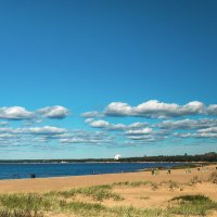 Небо в сентябре :: Виталий