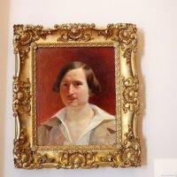 Портрет Гоголя в Михайловском замке из Русского музея :: Наталья
