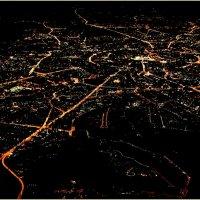 Москва. Центральное электрическое освещение... :: Кай-8 (Ярослав) Забелин