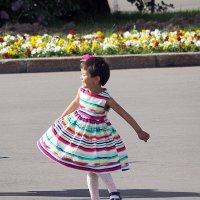 танец принцессы :: Олег Лукьянов