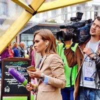 День города, Москва 2016 :: Сергей F
