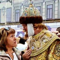 Аз есмь царь! :: Сергей F