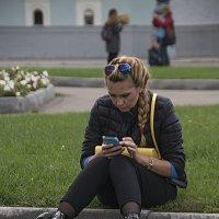 Одиночество - штука серьёзная :: Яков Реймер