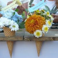 Цветочное мороженое :: Надежда