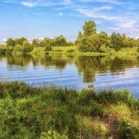 На Москве-реке. :: Igor Yakovlev