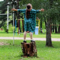 ... вот ОНА, свобода ... :: Дмитрий Иншин