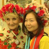 красота, улыбки, возраст.... :: Михаил Жуковский