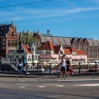 Амстердам, центральный район :: Witalij Loewin
