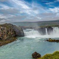 Iceland 07-2016 Godafoss 1 :: Arturs Ancans