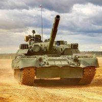 Т-80У :: Владимир
