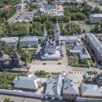 Троицкий монастырь. Петр и Февронья :: Николай