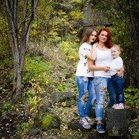 Мама и две дочки) :: Аннета /Анна/ Шу