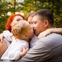 Счастливая семья! :: Аннета /Анна/ Шу