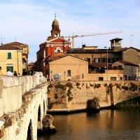 Римини, старый город :: Larisa Ulanova