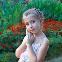 Дети, цветы, солнце ) :: Райская птица Бородина