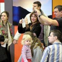 зрители и посетители :: Олег Лукьянов