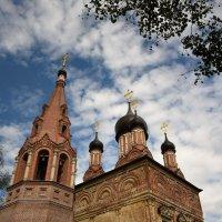 Церковь в д.Мещерское. Московская область. :: Елена Савчук
