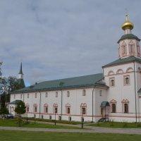 Валдайския Иверский Святоозерский Богородицкий мужской монастырь :: Валентина Папилова