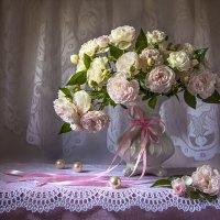 Розовый букет. :: Людмила Костюченко