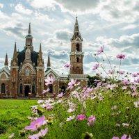 Храм в селе Вешаловка... :: Алексей Бортновский