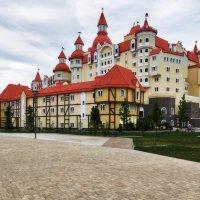 Отель «Богатырь», Сочи :: Val Савин