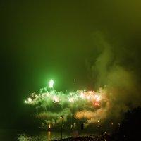 Чемпионат мира по фейерверкам 2016 :: Юрий Золоско
