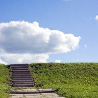 Лестница на облако :: Татьяна Петранова