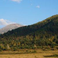 осень в горах :: Alexandr Staroverov
