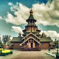 Церковь Георгия Победоносца в г Подольск :: Маry ...