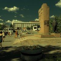 г. Красноярск Красноярский край :: Sozidatel Евгений Щербаков