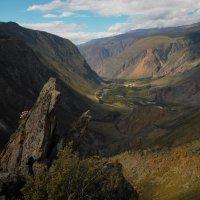 В Чулышманской долине :: liudmila drake