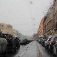 Дождь :: Даниил Новицкий