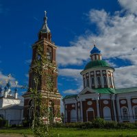 Свято-Покровский храм,Юрьев-Польский. :: Сергей Цветков