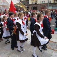 Пионеры Москвы :: Дмитрий Никитин
