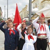 Всегда готовы! :: Дмитрий Никитин
