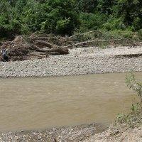 Река Фарс после дождей :: Олег Афанасьевич Сергеев
