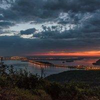 Утро Жигулевской ГЭС :: Влад Шерман