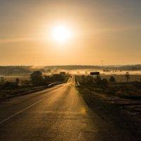 Осеннее утро :: Инна Голубицкая