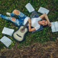Изгиб гитары :: Ольга Микова