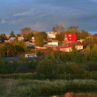 Перед закатом. :: Наталья