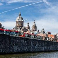 Каналы и архитектура Амстердама :: Witalij Loewin